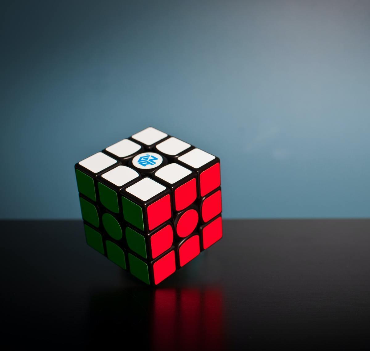 Un rubik's kube symbolisant la stratégie.